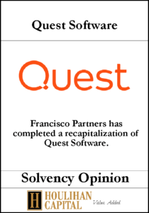 Quest - Solvency Opinion Tombstone