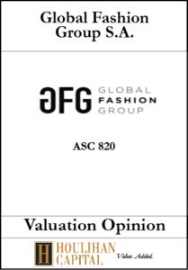 Global Fashion Group - ASC 820