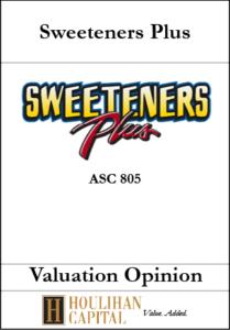 Sweetener's Plus - ASC 805